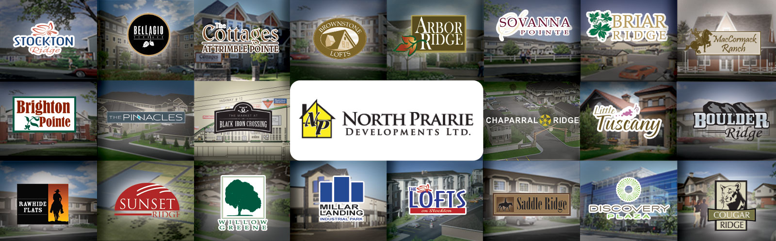 North Prairie Developments Ltd